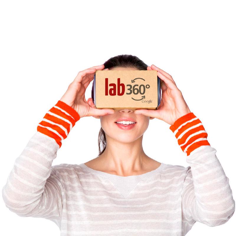 Aquí la realidad la disfrutamos de forma virtual