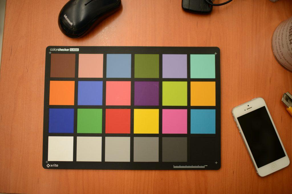 COLOR MAGNAGMENT calibración fotografía profesional