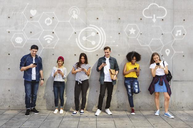 Millenials y las redes sociales
