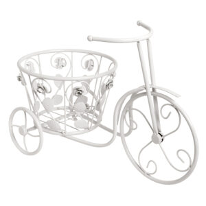 Triciclo blanco