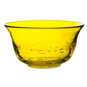 Transparencia amarilla