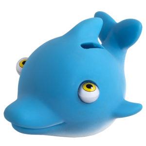 Alcancía de delfín