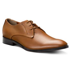 Calzado masculino marrón